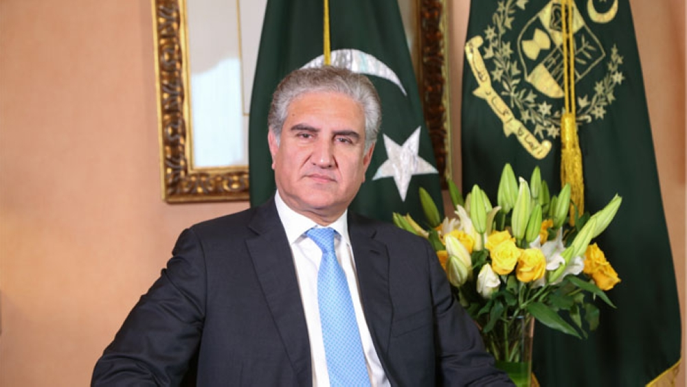 Shah Mahmood Qureshi, Foreign Minister of Pakistan to speak at ...